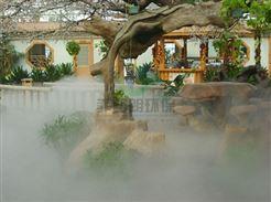 营口公园喷雾造景设备价格/景区水雾景观人造雾系统/风景区人造烟雾自动喷雾机