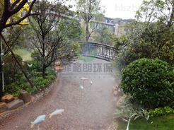贵州公园/假山/喷泉人工造雾技术专家/大型景区景观造雾工程案例