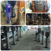 CDL立式不锈钢管道泵 清水增压泵 高层多级给水泵