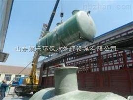 江苏地埋式一体化污水处理设备技术资料更新