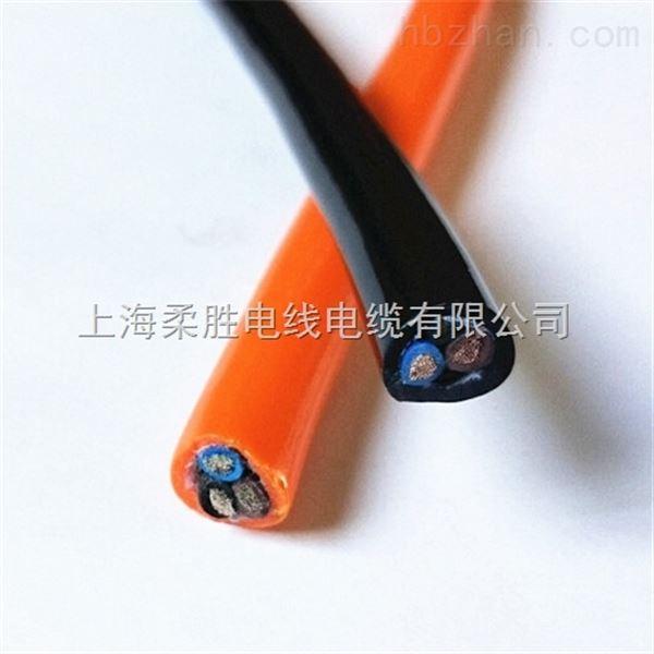 厂家专业定制特种TPU PUR水密电缆线耐磨