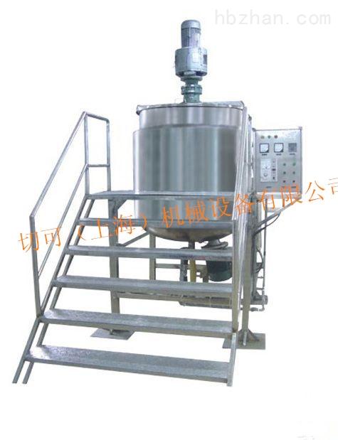 SH-PME反應攪拌罐,蜂蜜反應攪拌機