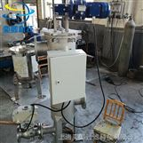 yqsc-gd-273上海刮刀自v刮刀过滤器酸性厂家湖蓝图片