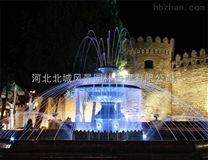 《大型音乐喷泉设计_北城》