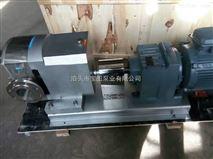 3-2RP凸轮转子泵产品现货供应找宝图泵业