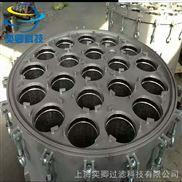 不鏽鋼垂直快開袋式過濾器