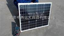 60瓦单晶硅太阳能电池板60w 型号:M242598