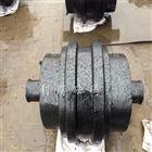 四川成都1吨圆滚形砝码厂家|1吨圆柱形标准砝码
