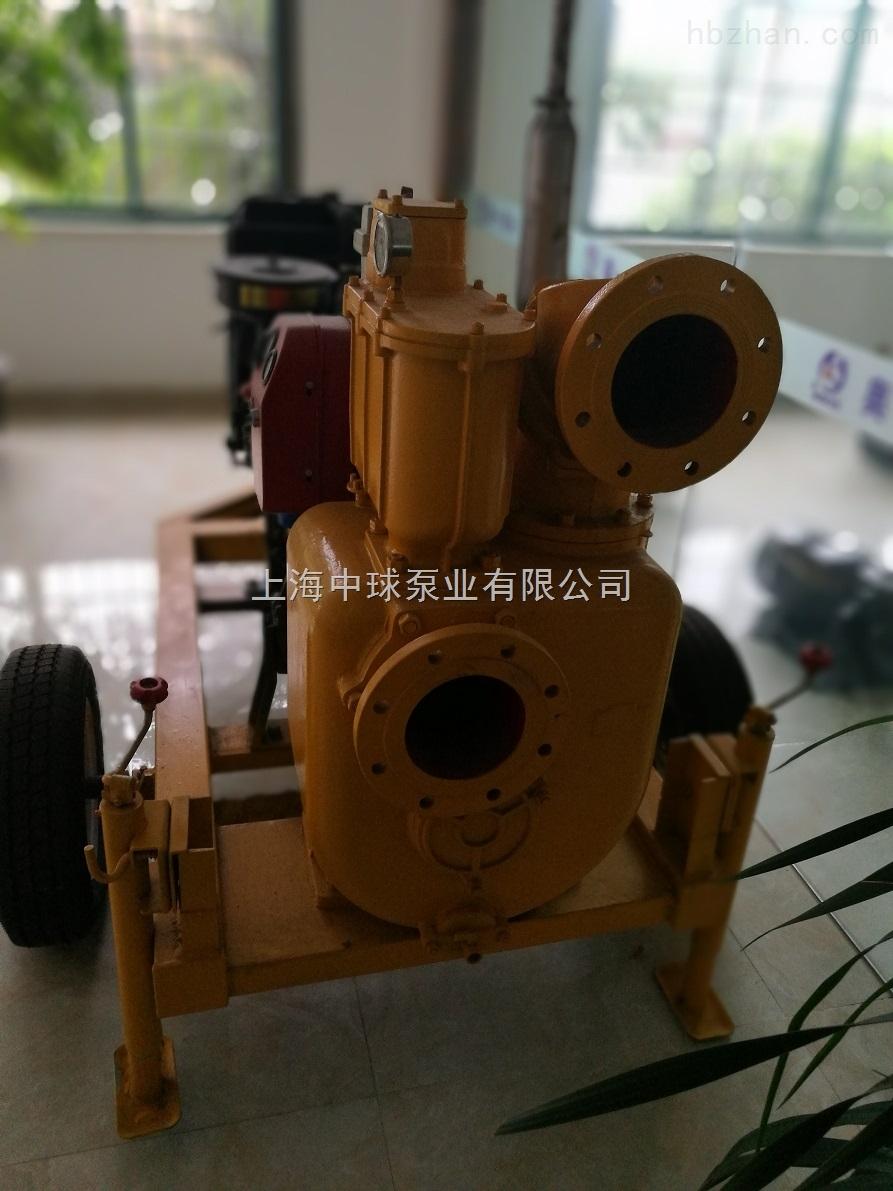 ZKZX柴油机真空辅助自吸泵