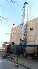 PVC、塑料成型、注塑成型生产线油烟(雾)废气净化系统