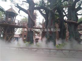 游乐园造景喷雾
