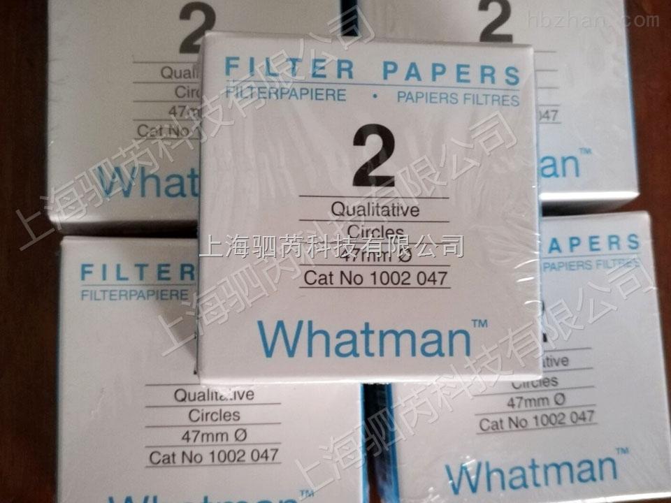 Whatman 沃特曼 定性滤纸 Grade 2