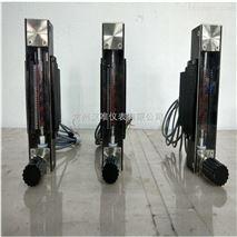 DK800帶電遠傳玻璃轉子流量計,4-20mA信號輸出