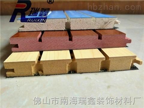 定制生产木质槽孔吸音板厂家【精华】