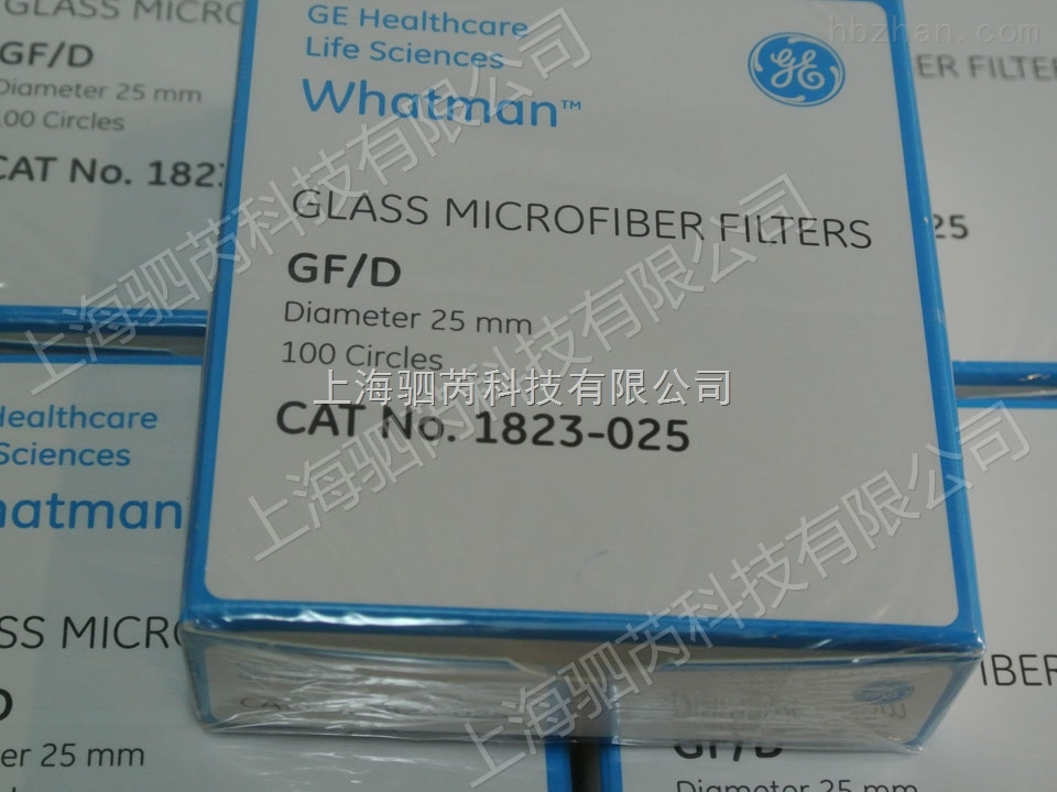 Whatman 沃特曼 无黏合剂玻璃微纤维滤纸 Grade GF/D
