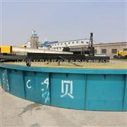 山东石油化工污水处理设备中科贝特浅层气浮机 气浮设备实力雄厚