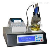 微量水分測定儀(考慮空氣濕度)
