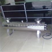 广东锐星600w大型过流式不锈钢紫外线杀菌器批发