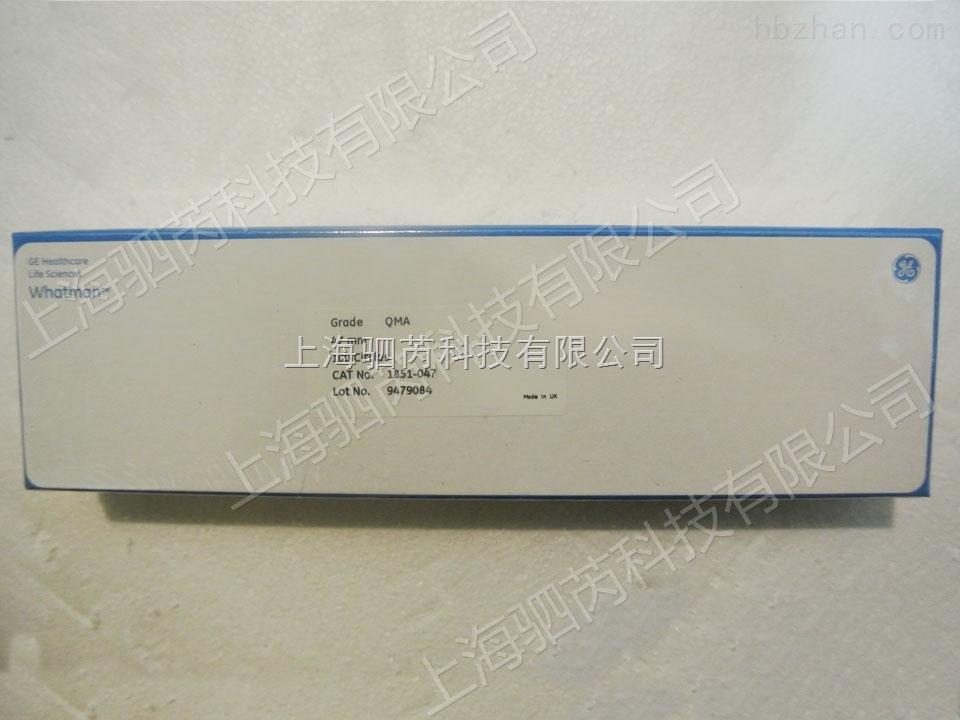 GE Whatman 沃特曼石英滤膜 47MM PM2.5专用