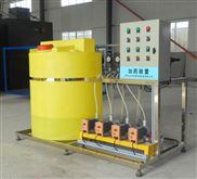 黑龍江磷酸鹽加藥裝置投加器一體化自動加藥係統