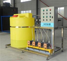 山東PAC加藥裝置污水處理產業鏈