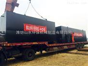 广东雷州工业废水处理设备设计方案