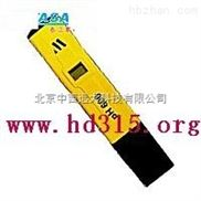 中西(LQS)米克水质笔式酸度计 型号:milwaukeech/pH600库号:M322582