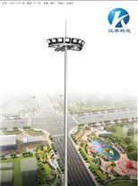 湖北咸宁厂家生产升降式高杆灯广场园区照明