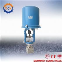 進口電動精小型調節閥品質高