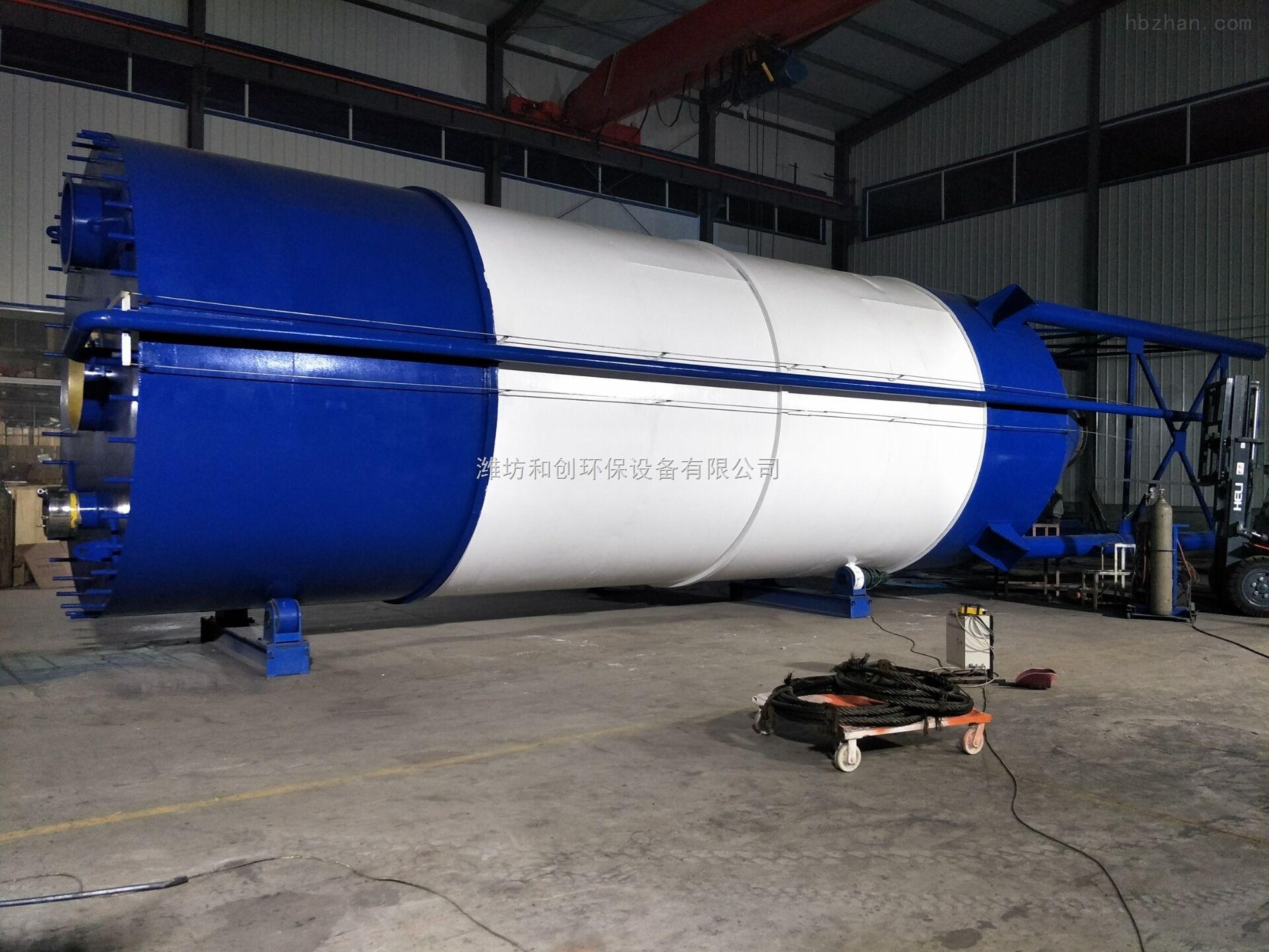 玉林市自来水厂应急加药设备/粉末活性炭投加系统
