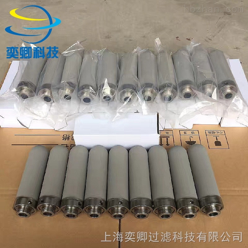 上海钛棒滤芯厂家