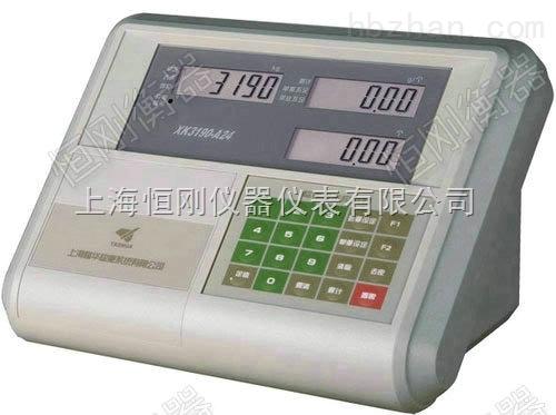安庆市XK3190-A24J3地磅显示器厂商