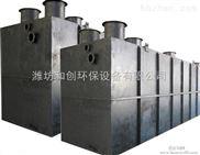 一体化医院污水处理设备/地埋式水消毒设备