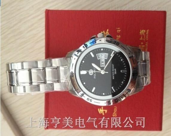 手表式近电报警器 验电手表 男款带日历电工手表