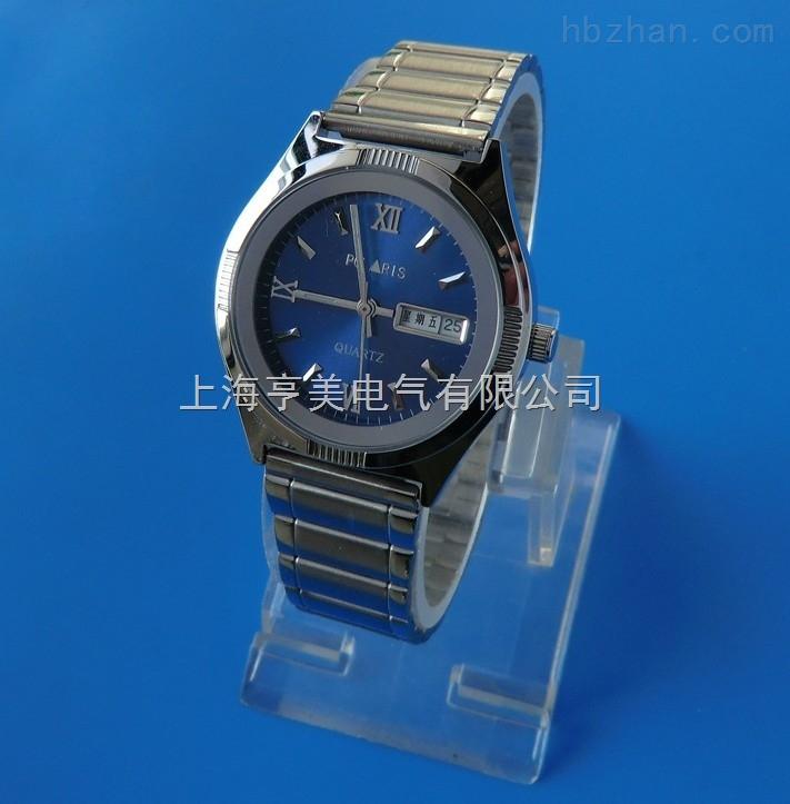BSG-L手表式近电报警器 电工手表 女款蓝面手表