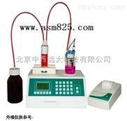 中西(LQS)全自动电位滴定仪/中国 型号:BD81-ZDJ-2D库号:M142715