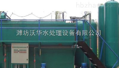 养殖场污水处理设备工艺