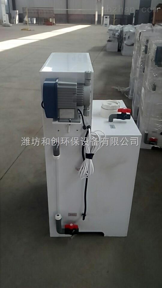 活性氧加药设备价格/单过硫酸氢钾投加装置