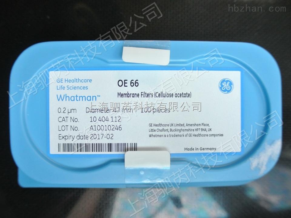 Whatman 沃特曼 纤维素滤膜
