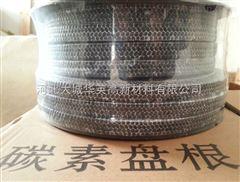 耐腐蚀碳素纤维盘根、碳素盘根环*
