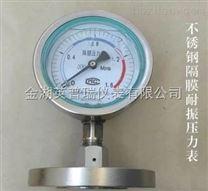 YTPX-100H不锈钢电接点隔膜压力表