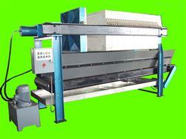 甘肅蘭州板框式壓濾機廠家現貨供應
