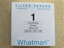WHATMAN 号棉纤维中速定性滤纸150mm直径1001-150