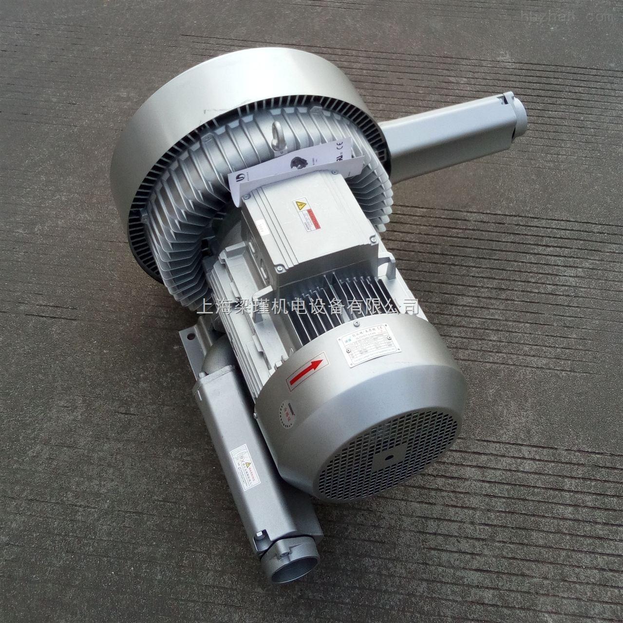 食品加工机械专用高压侧风道风机