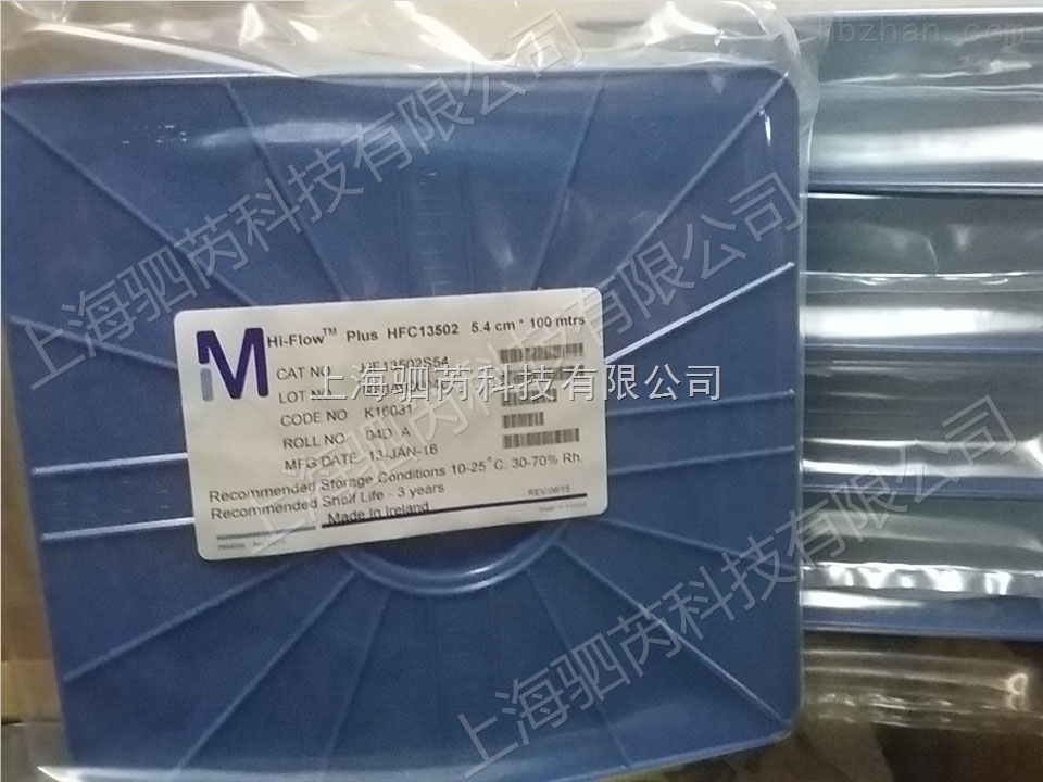 美国Millipore密理博 硝酸纤维素膜(NC膜系列)Hi-Flow Plus 135