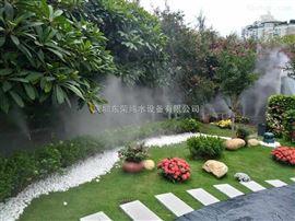 假山景观造雾系统