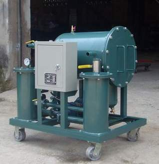 汽油煤油过滤脱水设备的工作原理