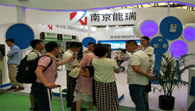 上海充电设备展成功举行 南京能瑞成关注焦点