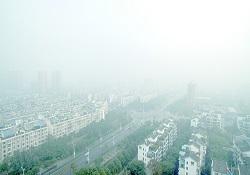 京津冀现重污染天气 环保部发话严罚超排行为