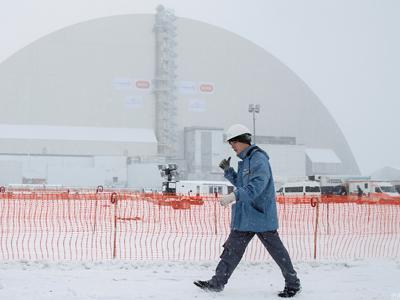 乌克兰耗110亿建保护罩 将封锁切尔诺贝利